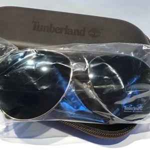 75590a6998 Timberland Accessories - NWT Timberland Aviator Gold-Tone Sunglasses